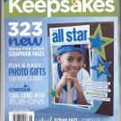 CREATING KEEPSAKES SCRAPBOOKING CRAFT MAGAZINE MAY JUNE 2010 NEAR MINT