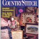 COUNTRY STITCH BACK ISSUE CRAFT MAGAZINE SEPTEMBER OCTOBER 1992 NEAR MINT