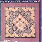 QUILTER'S NEWSLETTER MAGAZINE BACK ISSUE CRAFT MAGAZINE 25th ANNIVERSARY SEPTEMBER 1994 NEAR MINT