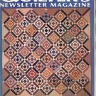QUILTER'S NEWSLETTER MAGAZINE BACK ISSUE CRAFT MAGAZINE NOVEMBER 1994 NEAR MINT