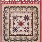 QUILTER'S NEWSLETTER MAGAZINE BACK ISSUE CRAFT MAGAZINE DECEMBER 1994 NEAR MINT