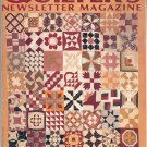 QUILTER'S NEWSLETTER MAGAZINE BACK ISSUE CRAFT MAGAZINE MARCH 1995 NEAR MINT