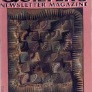 QUILTER'S NEWSLETTER MAGAZINE BACK ISSUE CRAFT MAGAZINE JANUARY FEBRUARY 1996 NEAR MINT