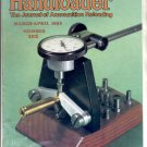 HANDLOADER THE JOURNAL OF AMMUNITION RELOADING BACK ISSUE MAGAZINE # 102 MARCH APRIL 1983 NM