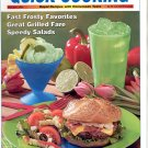 TASTE OF HOME'S QUICK COOKING MAGAZINE ~ FAST FROSTY FAVORITES ~ MAY JUNE 2003 NM