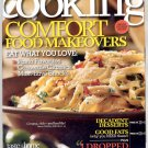 TASTE OF HOME'S HEALTHY COOKING MAGAZINE ~COMFORT FOODS & DECADENT DESSERTS ~ FEBRUARY MARCH 2011 NM
