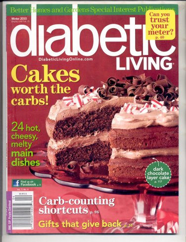 Bh G Diabetic Living Magazine Carb Counting Shortcuts