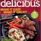 SIMPLE & DELICIOUS A TASTE OF HOME MAGAZINE ~ 258 MEALS DEALS & SHORTCUTS ~ DECEMBER JANUARY 2011 NM