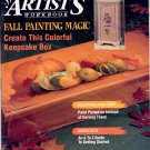 DECORATIVE ARTIST'S WORKBOOK MAGAZINE ~ FALL PAINTING MAGIC ~ OCTOBER 1993 VG