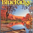 BLUE RIDGE COUNTRY MAGAZINE ~ COUNTRY ROADS & AUTUMN DRIVES ~ OCTOBER 2007 MINT