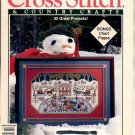 CROSS STITCH & COUNTRY CRAFTS BACK ISSUE MAGAZINE SEPTEMBER OCTOBER 1992 NEAR MINT