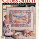 "CROSS STITCH & COUNTRY CRAFTS BACK ISSUE MAGAZINE JAN - FEB 1992 N-MINT/MINT ""B"""