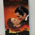 GONE WITH THE WIND W/ CLARK GABLE & VIVIEN LEIGH 2 VHS SET (VHS 1998) USED NEAR MINT