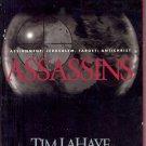 ASSASSINS BY TIM LaHAYE & JERRY B JENKINS ~ AUDIOBOOK 2 CASSETTES ABRIDGED 1999 NEAR MINT