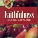 THE FRUIT OF THE SPIRIT ON FAITHFULNESS BY GLORIA COPELAND 2 VHS SET FACTORY SEALED NEW OLD STOCK