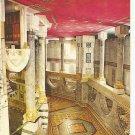 VINTAGE DOME OF THE ROCK JERUSALEM ISRAEL COLOR POSTCARD UNUSED 1992 NMINT # 01