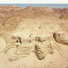 VINTAGE QUMRAN ISRAEL COLOR POSTCARD UNUSED 1992 NEAR MINT # 16