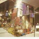 VINTAGE THE OLD CITY MARKET JERUSALEM COLOR POSTCARD UNUSED 1992 NEAR MINT # T24