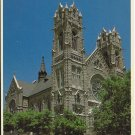 THE CATHEDRAL OF THE MADELEINE SALT LAKE CITY - UTAH - VINTAGE COLOR POSTCARD 1981 UNUSED MINT # 623