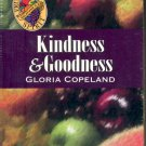 THE FRUIT OF THE SPIRIT KINDNESS & GOODNESS BY GLORIA COPELAND 2 VHS SEALED NEW OLD STOCK