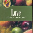 THE FRUIT OF THE SPIRIT ON LOVE BY GLORIA COPELAND 3 VHS SET MINT SEALED NEW OLD STOCK