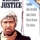 WESTERN JUSTICE 4 MOVIES ON 2 DVDS JAMES COBURN CHARLES BRONSON TELLY SAVALAS MINT