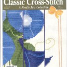 CLASSIC CROSS STITCH NEEDLE ARTS COLLECTION BACK ISSUE CRAFTS MAGAZINE APRIL MAY 1991 NEAR MINT