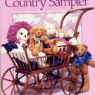 COUNTRY SAMPLER BACK ISSUE MAGAZINE DEC JAN 1990 DECOR IDEAS & ACCESSORIES NEAR MINT