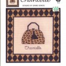 IN THE BAG ~ CHANTELLE ~ GREEN APPLE CO CROSS STITCH CRAFT LEAFLET 2004 NOS DISC MINT