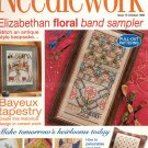 NEEDLEWORK BACK ISSUE CRAFTS MAGAZINE -CROSS STITCH EMBROIDERY NEEDLEPOINT PATCHWORK OCT 1998 NMINT