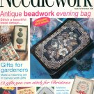 NEEDLEWORK BACK ISSUE CRAFTS MAGAZINE -CROSS STITCH EMBROIDERY NEEDLEPOINT PATCHWORK NOV 1998 NMINT