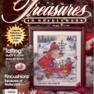 TREASURES IN NEEDLEWORK BACK ISSUE CRAFTS MAGAZINE SUMMER 1993 NEAR MINT