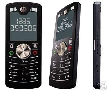 NEW Unlocked Motorola F3 AT&T T-mobile Slim GSM Phone