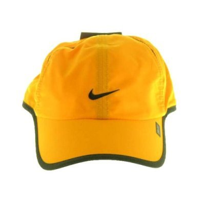 Rare Gold/Yellow NIKE DRI FIT Feather Light Unisex HAT CAP