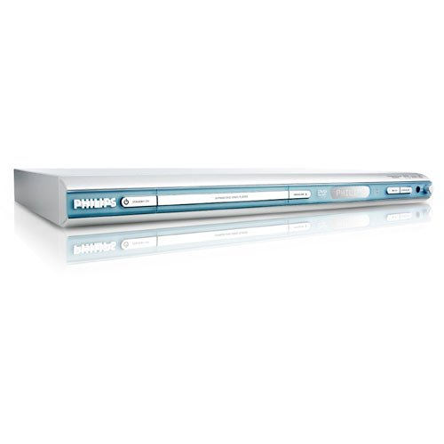 Philips DVP642 Ultra Slim - Multi Region Code Free DVD Player