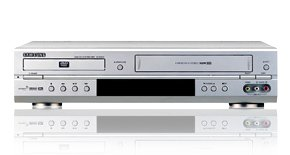 SAMSUNG DVDV2000 DVD + 4HD HIFI VCR SYSTEM