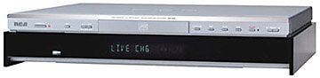 RCA DRC8000 DVD Recorder + Player