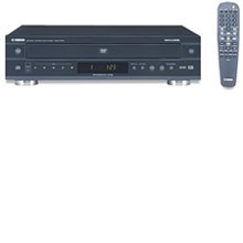 Yamaha DVD-C740 5 Disc DVD Player