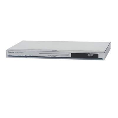 Toshiba SD3980 Super-Slim DVD Player with Color Stream Pro