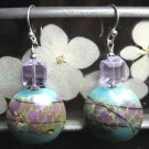 Water Lilies - Earrings