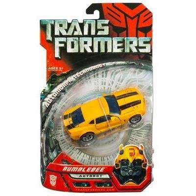 Transformers Movie Deluxe Bumblebee