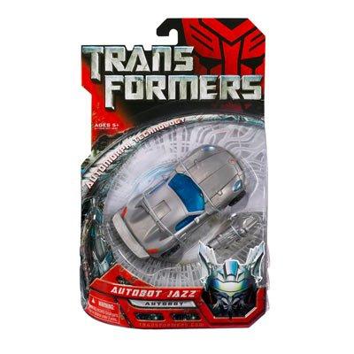 Transformers Jazz Deluxe