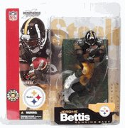 Jerome Bettis Series 5 McFarlane