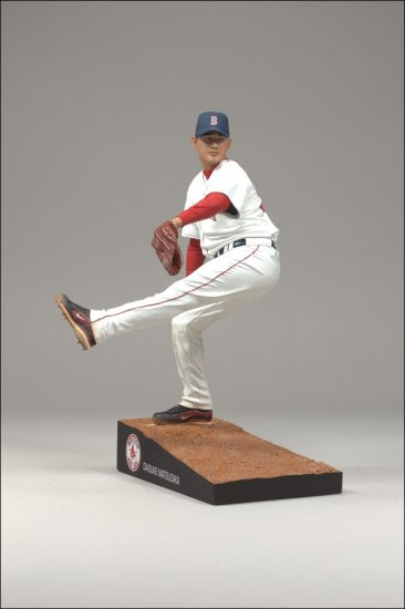 Daisuke Matsuzaka MLB Series 21 McFarlane