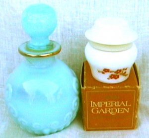 Avon Imperial Gardens cologne & sachet fragrances