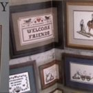 Cross stitch Gentle Unity by Stoney Creek number 21 Amish patterns