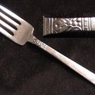 Rogers Northland stainless flatware salad fork