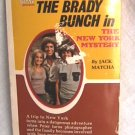 Brady Bunch New York Mystery paper back book 1972 1st edition