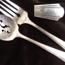 Oneida Mansfield Carlton silverplate 1932