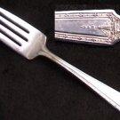 Majestic silver plate c 1930 fork urn laurel silverplate flatware